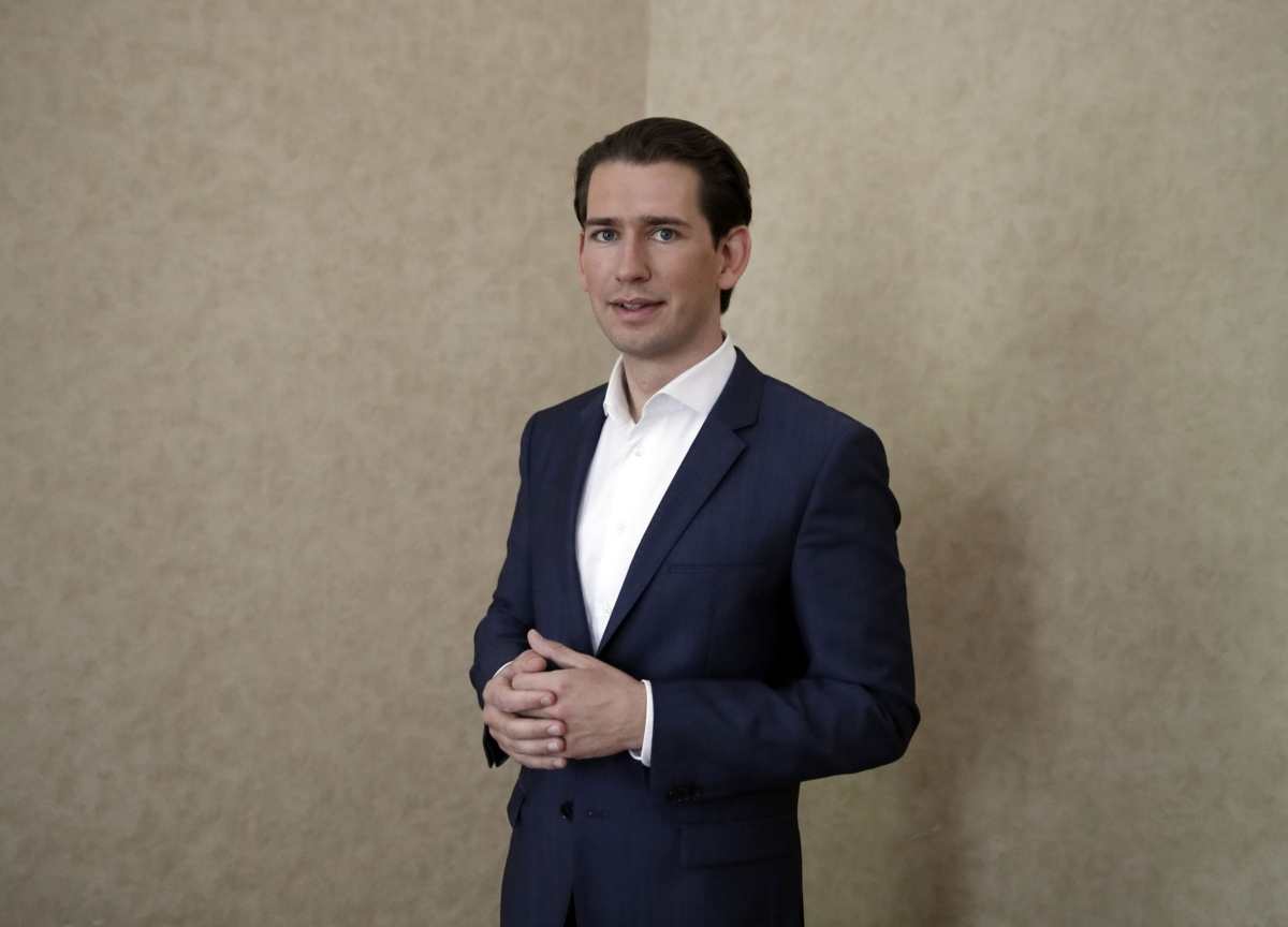 Kurz Headed for Tough Talks After Historic Win in Austrian Vote