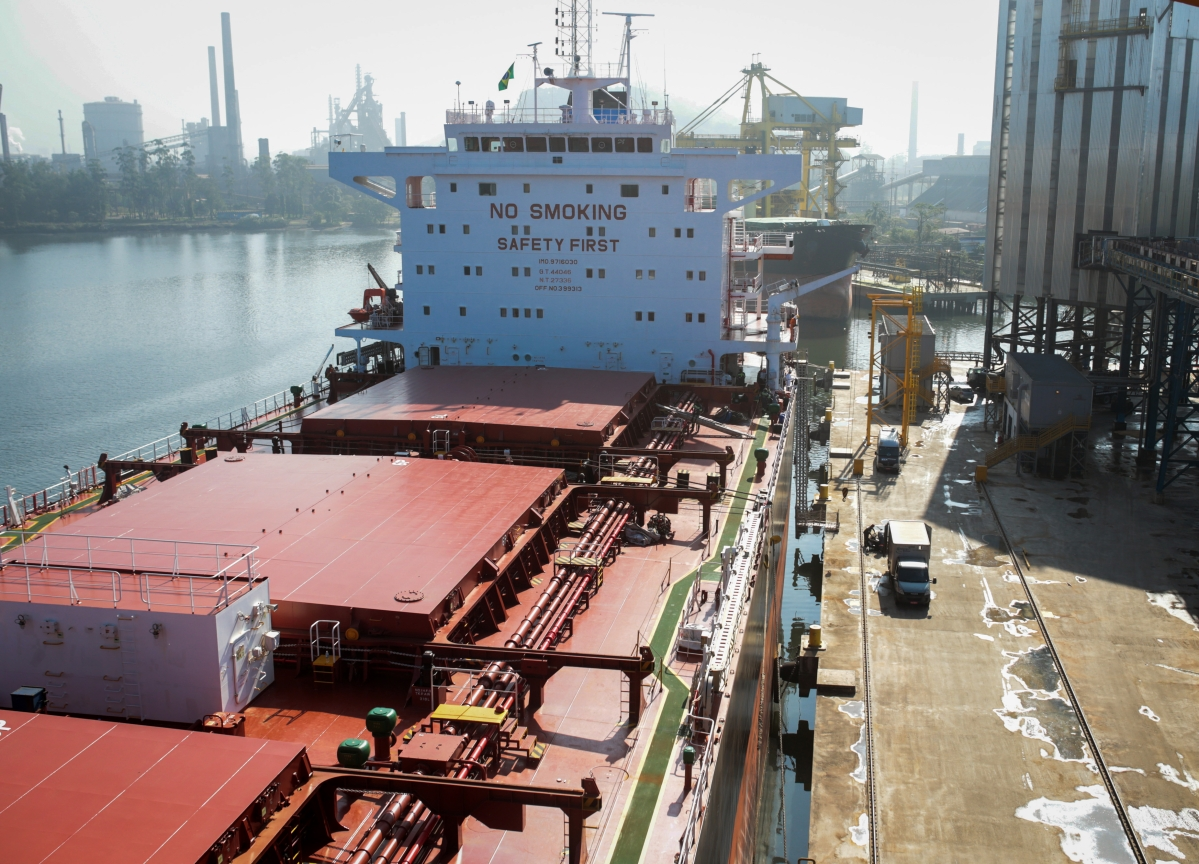 China Considers Opening Door to Brazilian Soy Meal Shipments