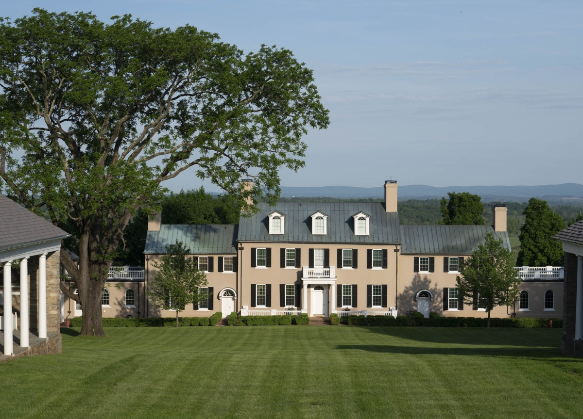 A Gilded Age Playboy's 1,100-Acre Polo Estate Is Up for Sale