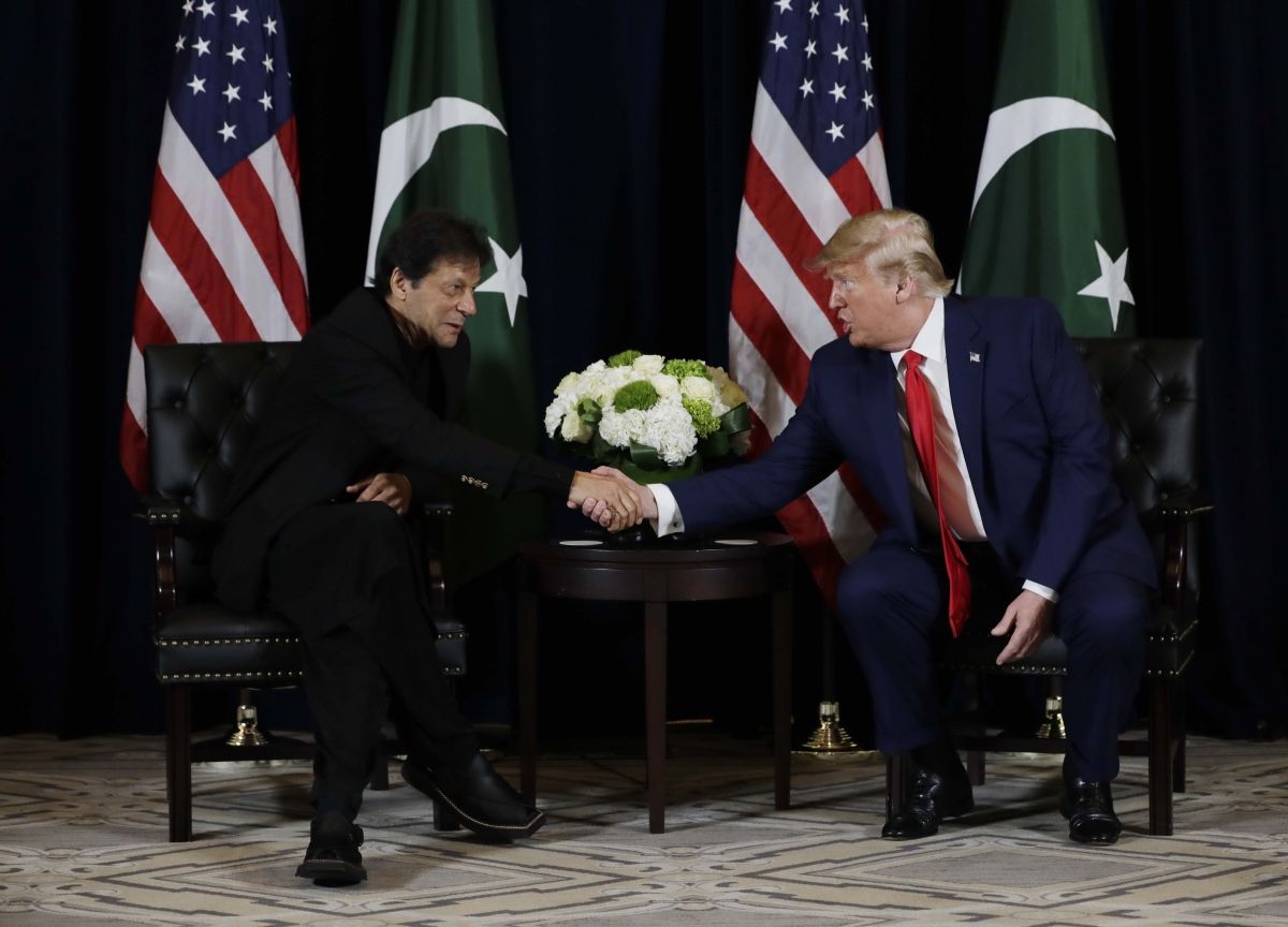 Ready To Mediate If India And Pakistan Agree: U.S. President Donald Trump