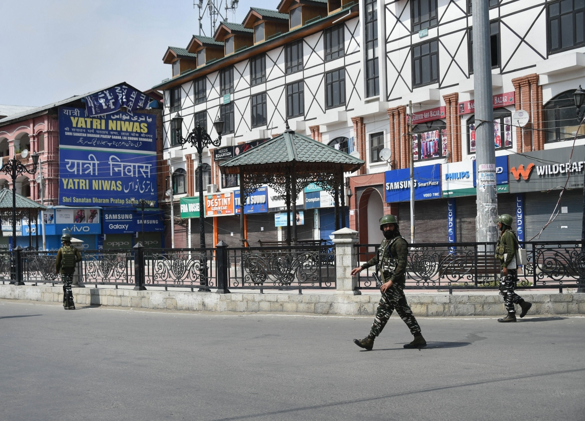 Lift Communication Curbs, Demands Kashmir Press Club As Shutdown Enters 51st Day