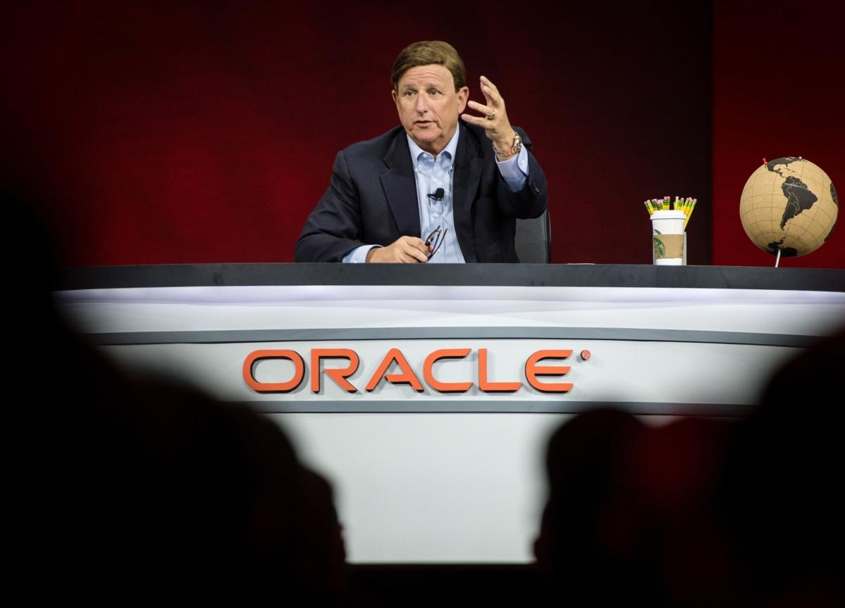 Mark Hurd, Oracle CEO Who Led Three Tech Companies, Dies