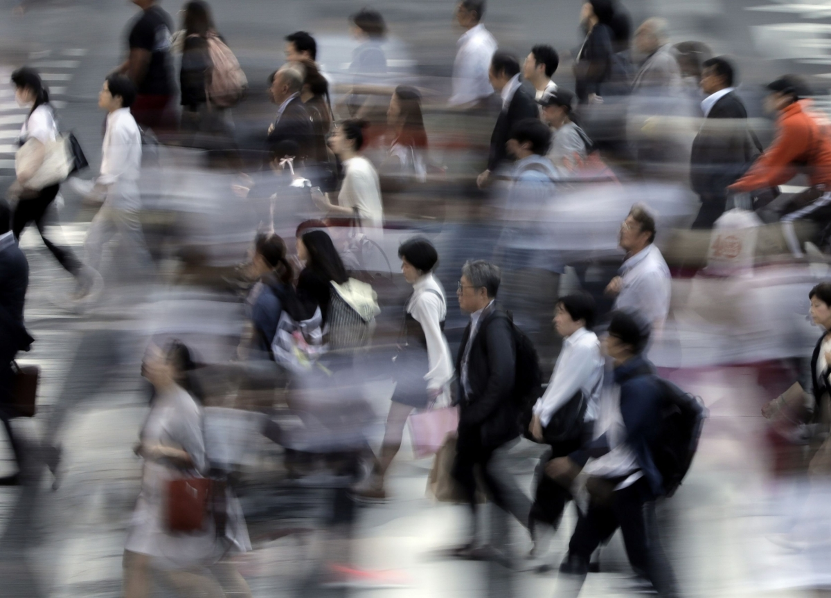 This Dirty Word Is Driving Economic Change in Japan