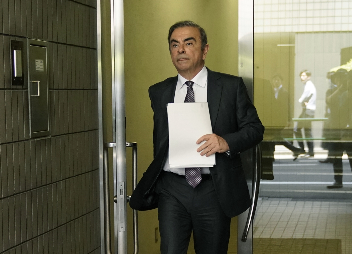 How Carlos Ghosn Hid $140 Million in Compensation From Nissan
