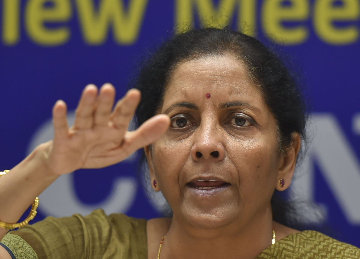 Nirmala Sitharaman Asks Government Departments To Share Capex Plans For Next One Year