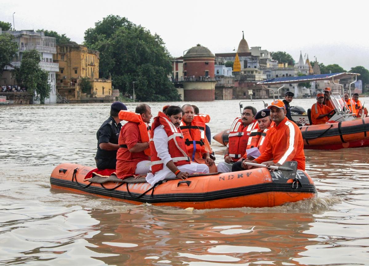 44 Killed In Rain-Related Incidents In Uttar Pradesh