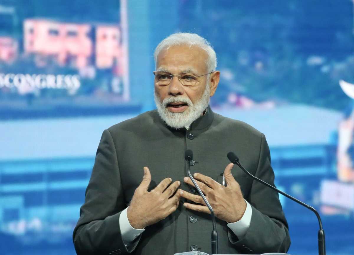 Modi At Bloomberg Global Business Forum Live: Prime Minister Tells Now Is A 'Golden Opportunity' To Do Business With India