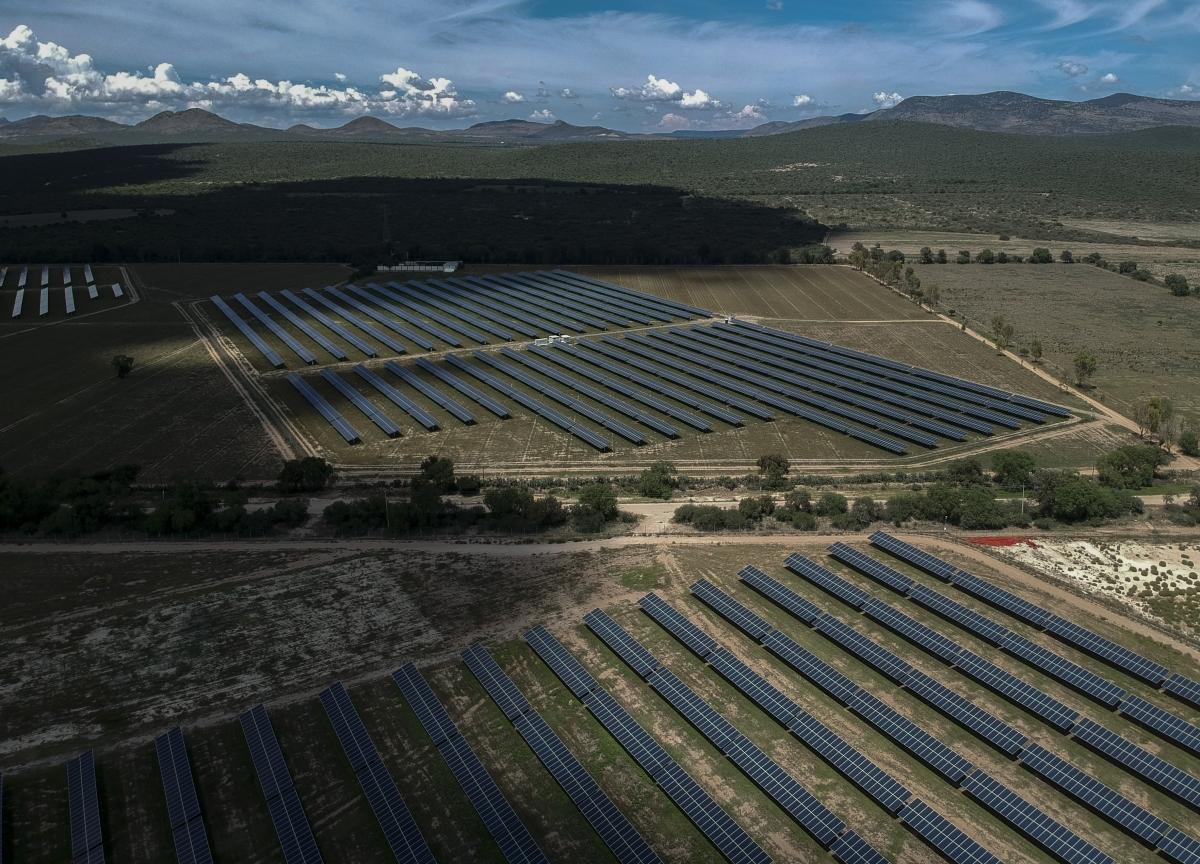 U.S. Solar Companies Are Stockpiling a Massive Amount of Panels