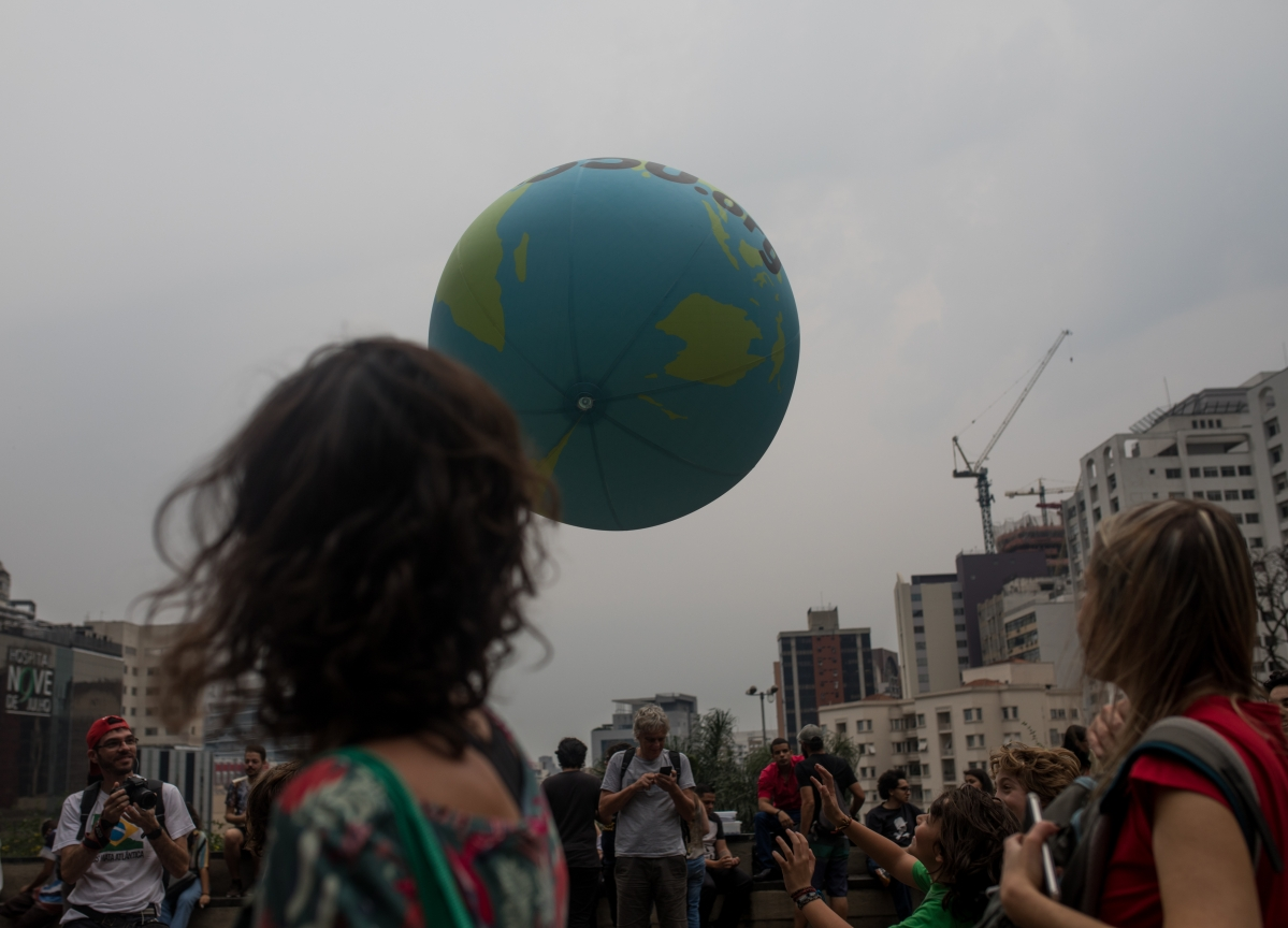Millions Demanded Climate Action andWorld Leaders Came Up Short
