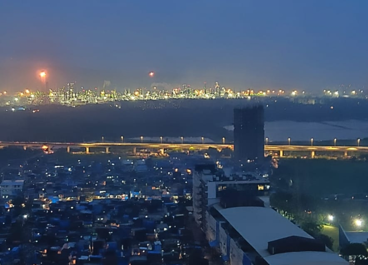 Unknown Odour Reported From Mumbai Suburbs Prompting Gas Leak Rumour