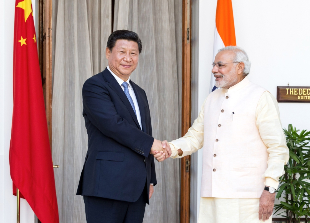 India-China Hold Dialogue To Strengthen Cooperation In Financial Sector