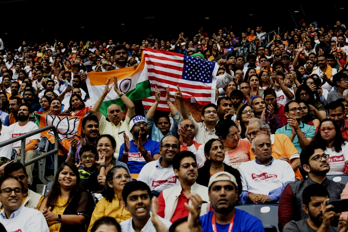 Indian-Americans Win Big At Modi-Trump Bromance In Houston