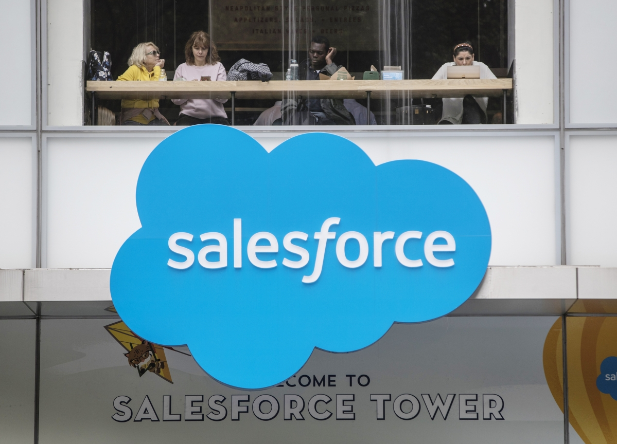 Salesforce Tentatively Cleared in Backpage Sex-Trafficking Suit