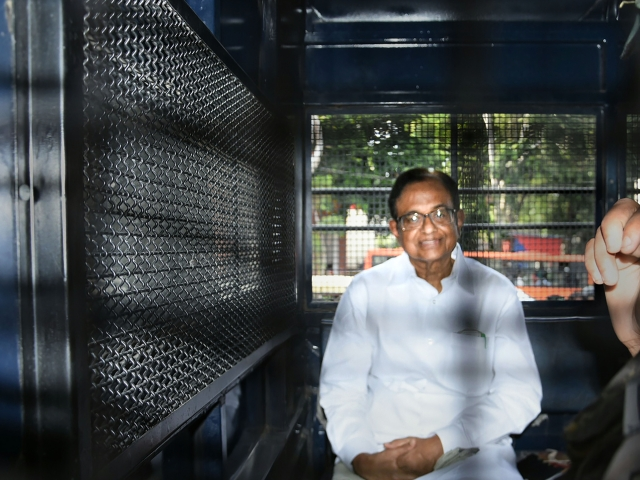 CBI Files Chargesheet Against Former Finance Minister P Chidambaram