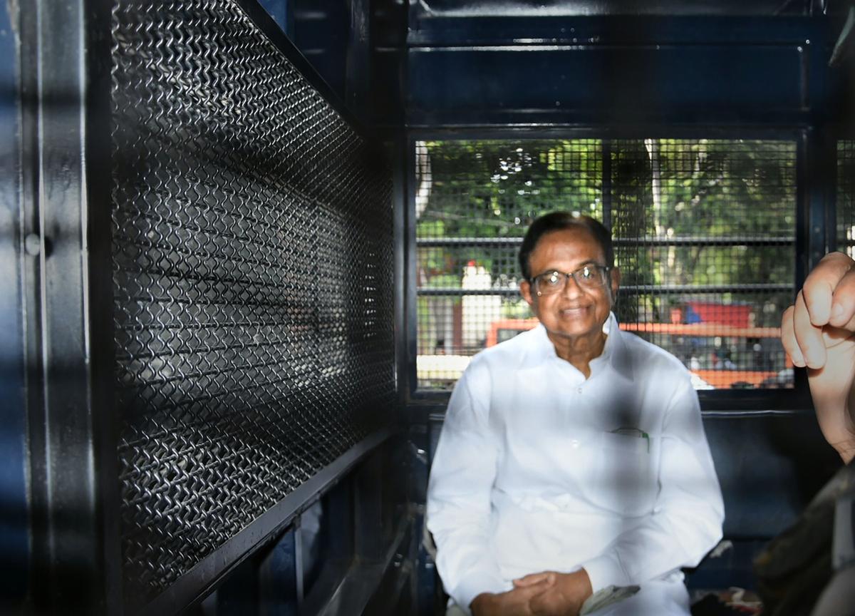 CBI Files Chargesheet Against Former Finance Minister P Chidambaram