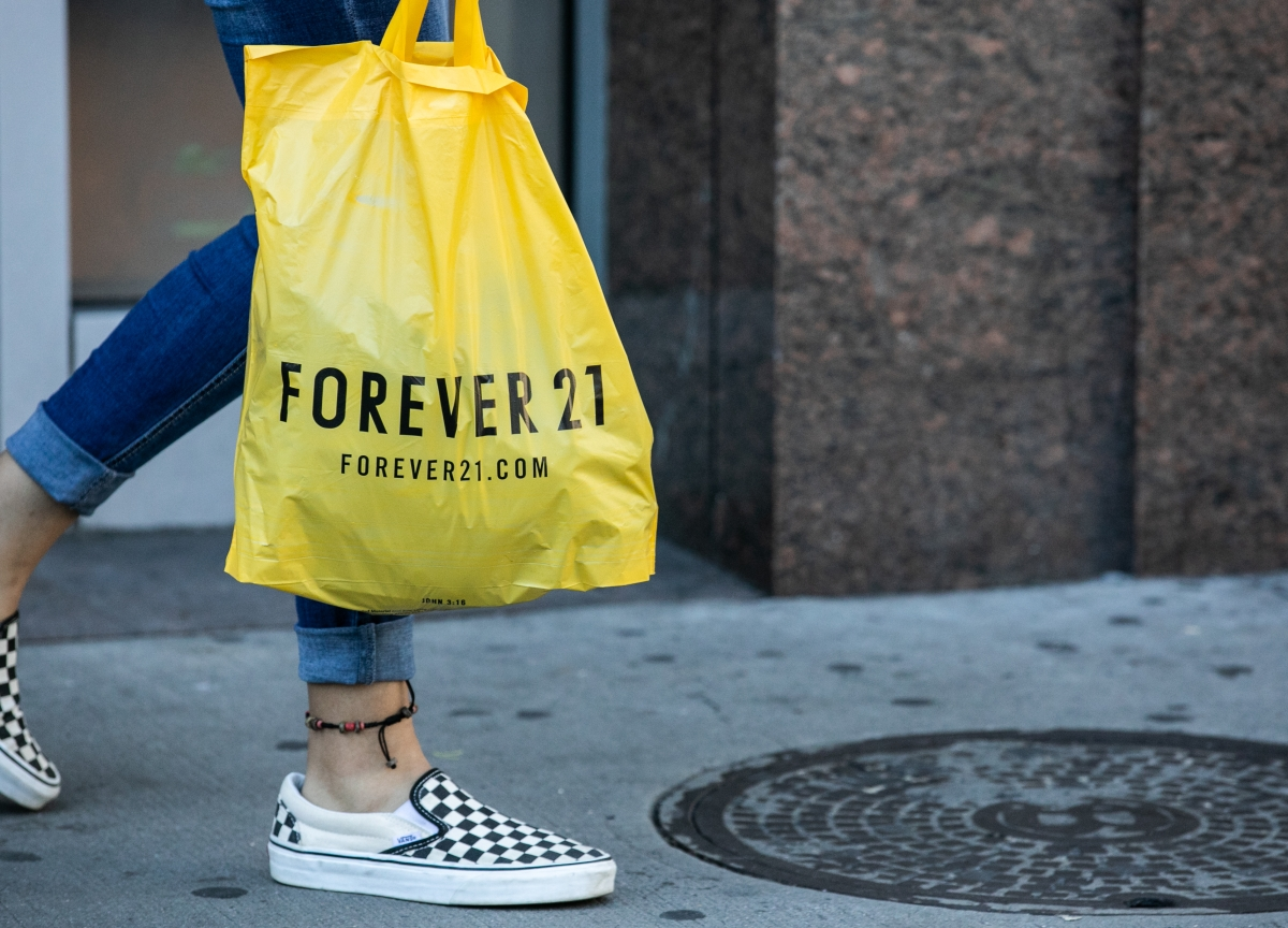 Forever 21 Goes Bust Adding More Stores to Retail Apocalypse
