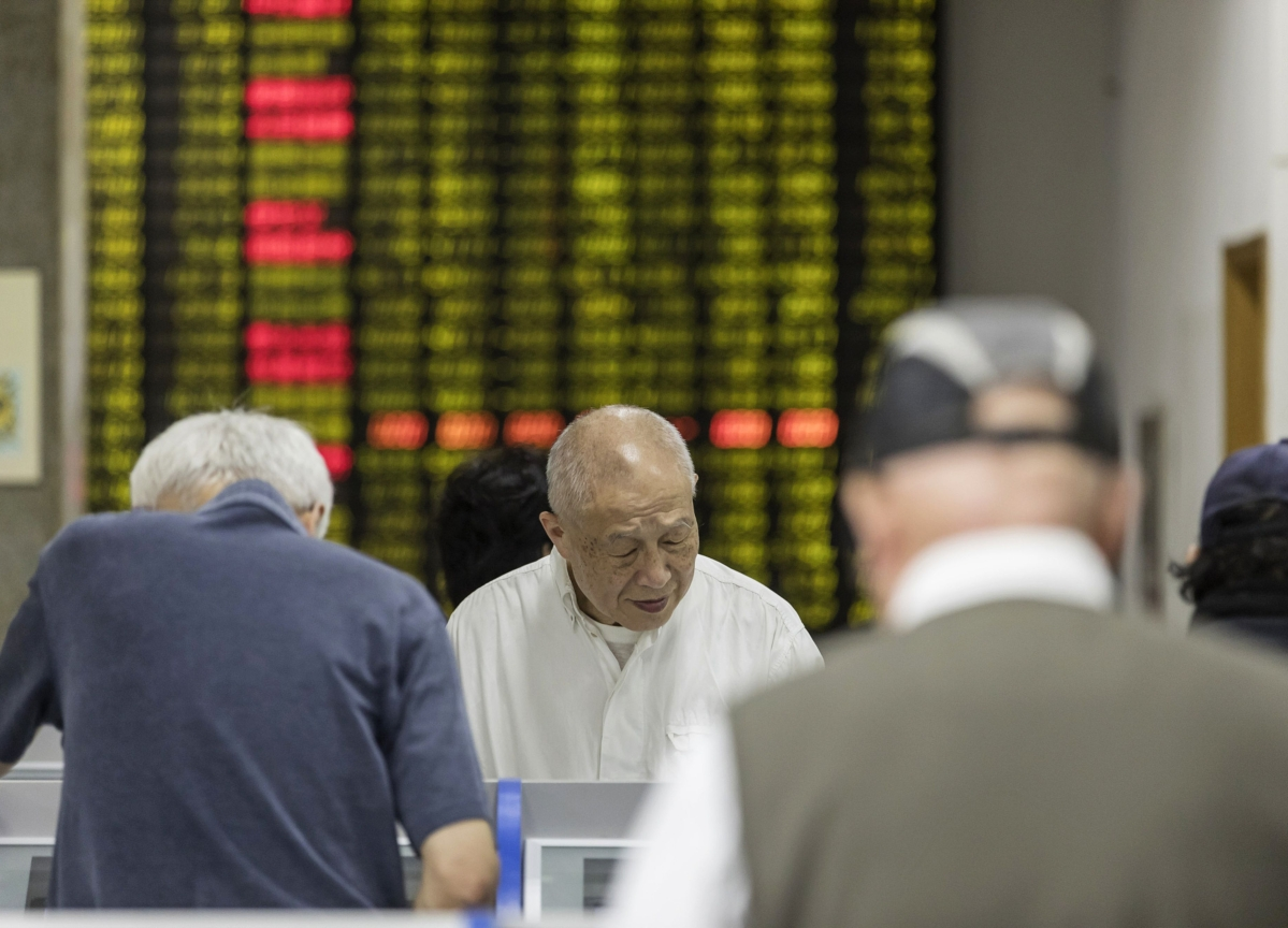 China Markets to Test Risk of Most Extreme U.S. Threat Yet