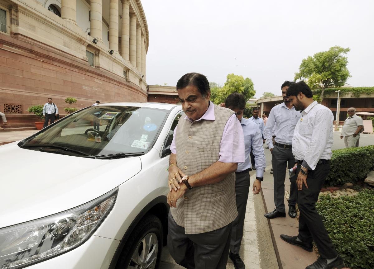 Tough Time Will Pass, Says Gadkari On Economic Slowdown