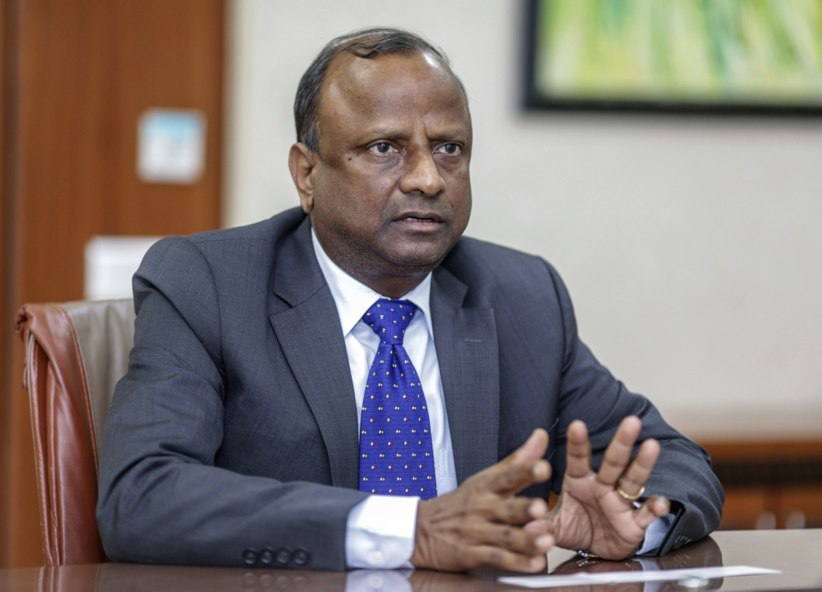 Protecting Yes Bank Is A Must To Avoid Contagion, Says SBI's Rajnish Kumar