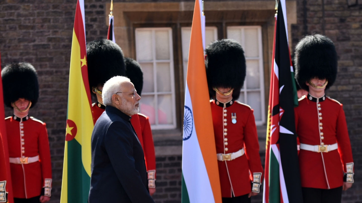 """India's Best Post-Brexit Bet Is The """"Zombie"""" Commonwealth!"""