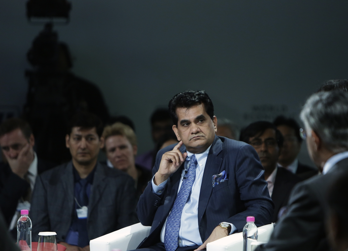 The Challenge Before India Is To Grow At 8-9% And Sustain It: NITI Aayog's Amitabh Kant