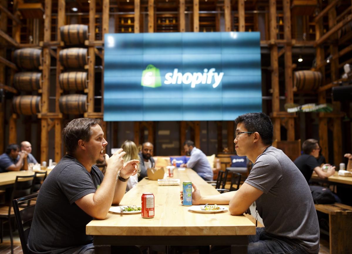 Shopify Joins Facebook's Embattled Libra Association