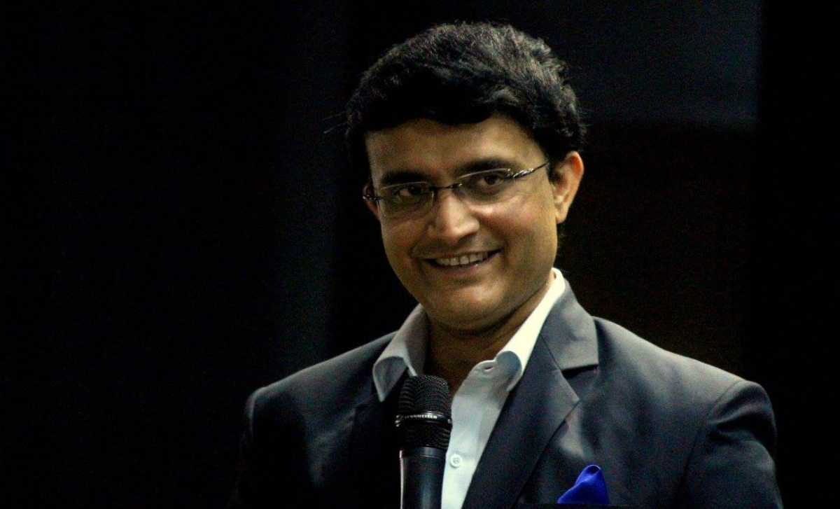Sourav Ganguly (Source: Facebook/ Sourav Ganguly Official)