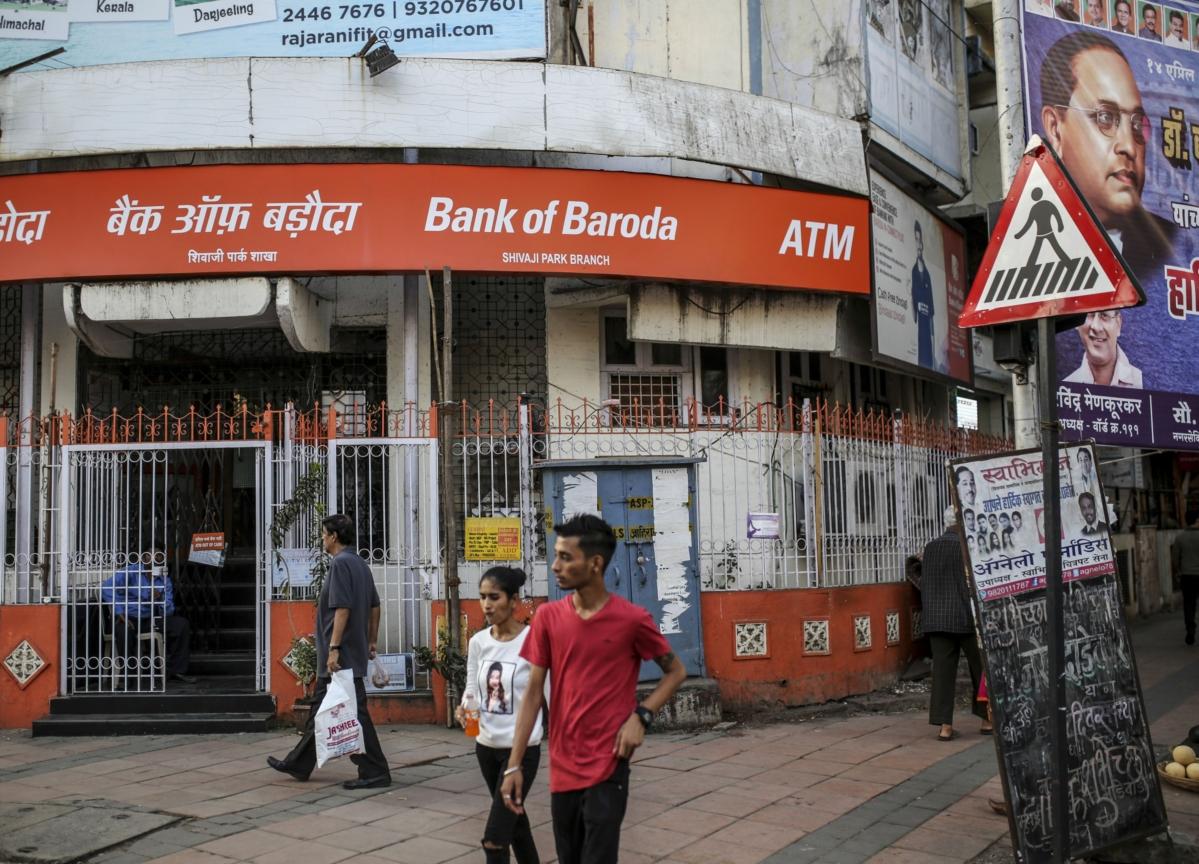 Bank Of Baroda Executive Directors To Handle Functions Of MD, CEO