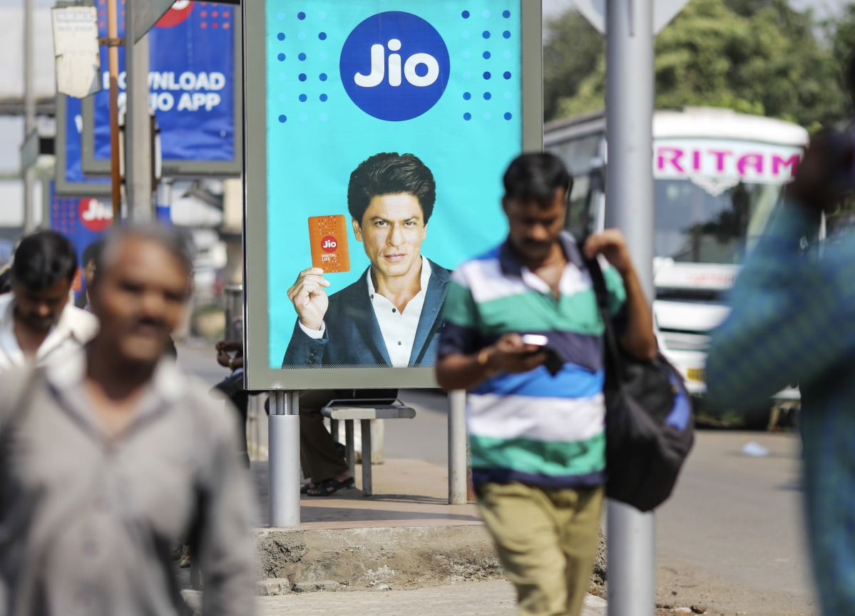 Reliance Industries Devises New Holding Structure For Jio Digital Businesses