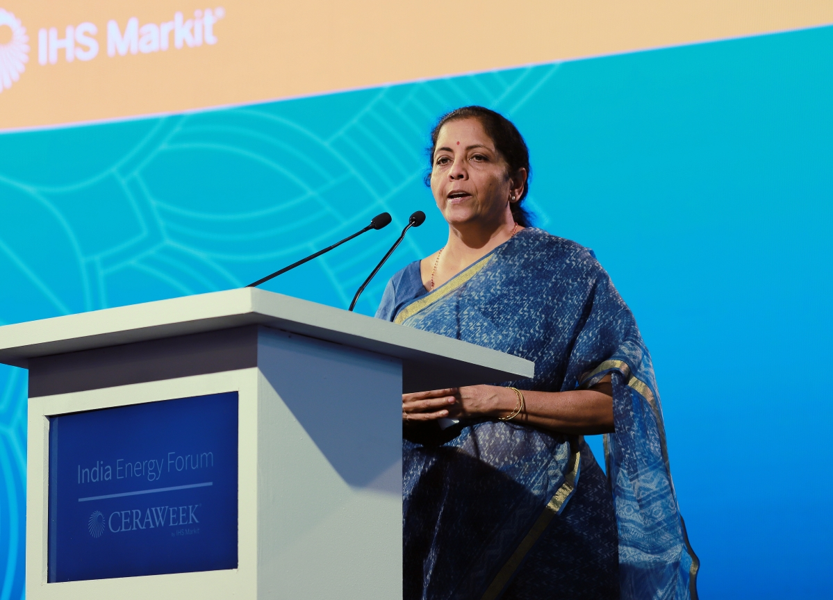 India's $5 Trillion Economy Aim 'Challenging' But 'Realisable', Says Finance Minister Sitharaman