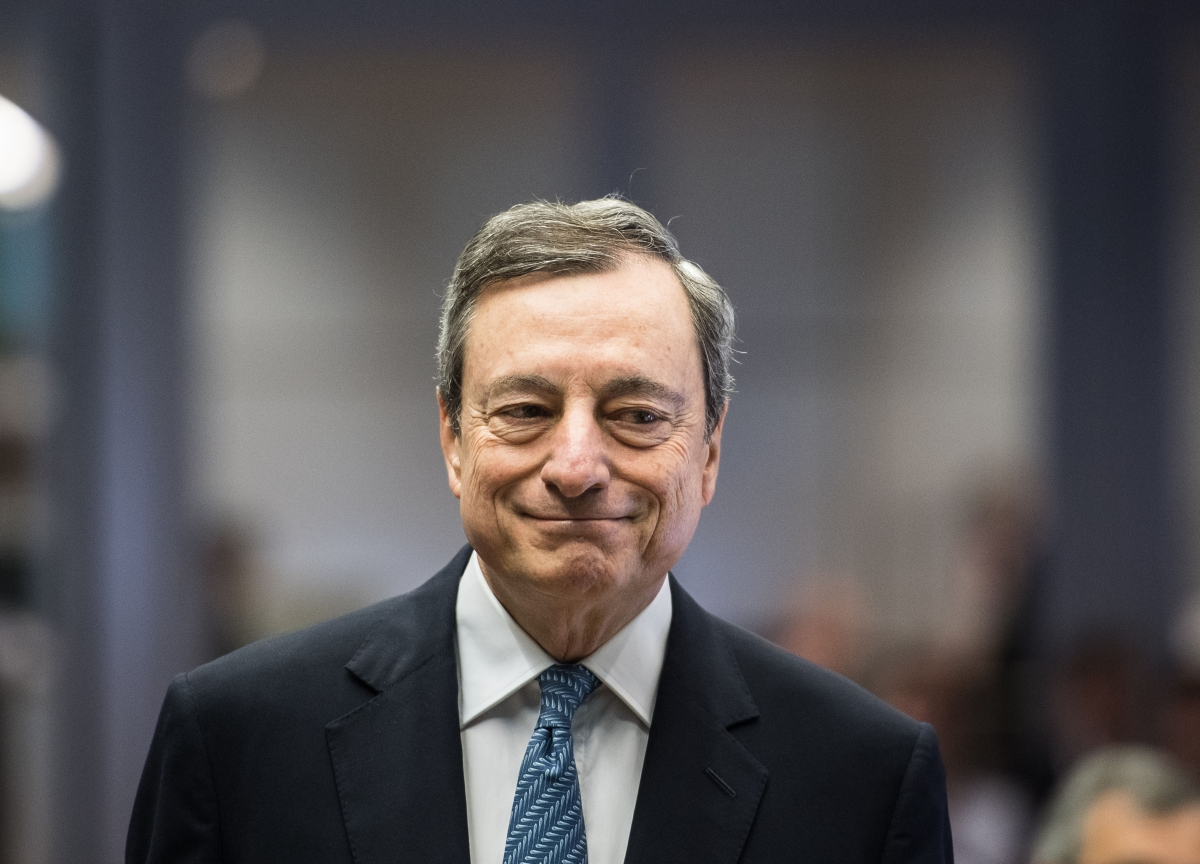 Draghi's Legacy in Credit Is a Bigger, Cheaper, Quirkier Market