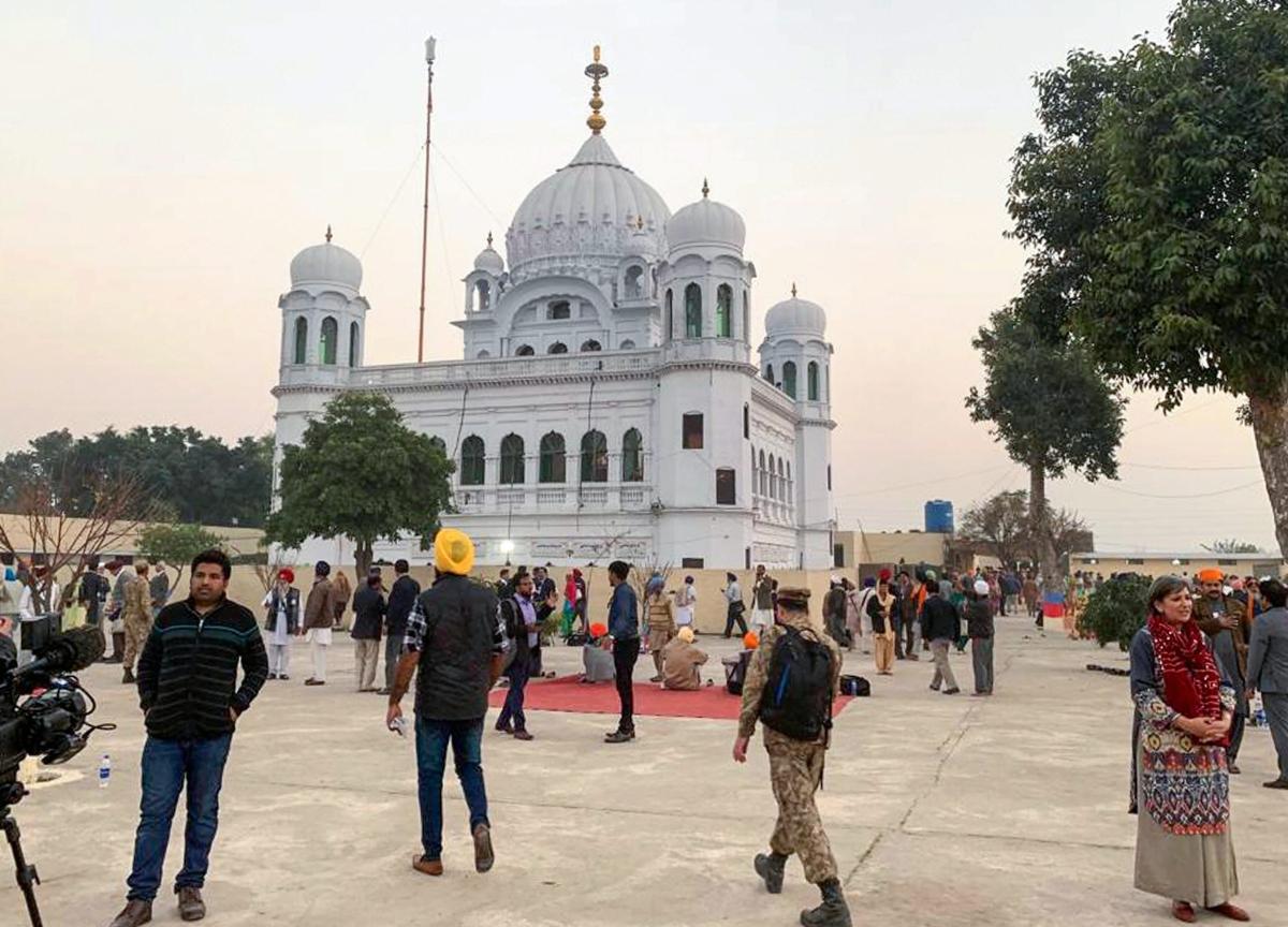 Indian Pilgrims Using Kartarpur Corridor Will Not Require Passport, Says Pakistan