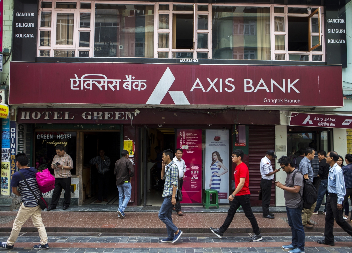 Government To Reduce Stake in Axis Bank, ITC Only Through ETF: BQ Exclusive