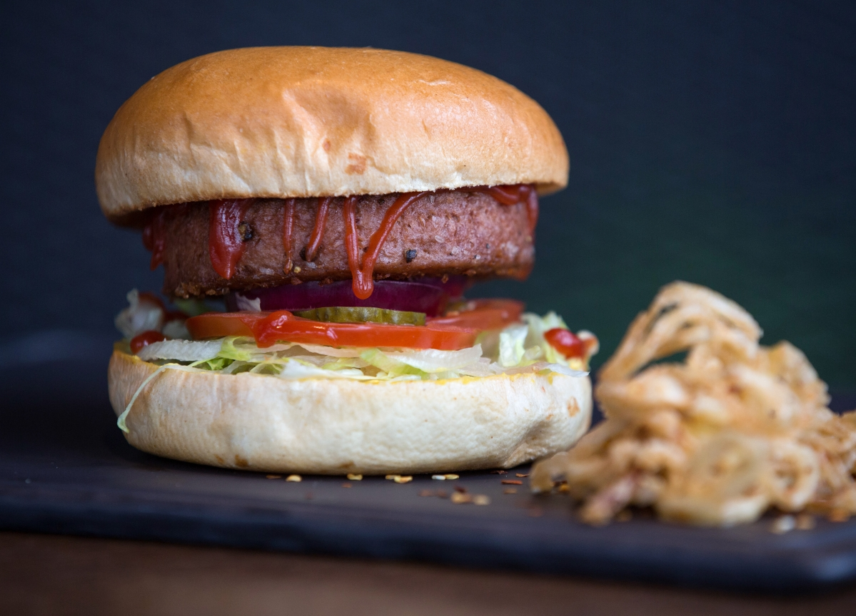 Beyond Meat's Future Is Beyond the Kitchen