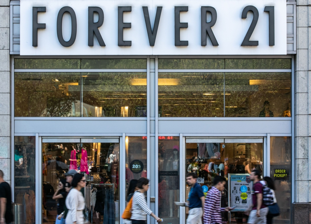 Forever 21 Founders Borrowed $10 Million From Their Daughters