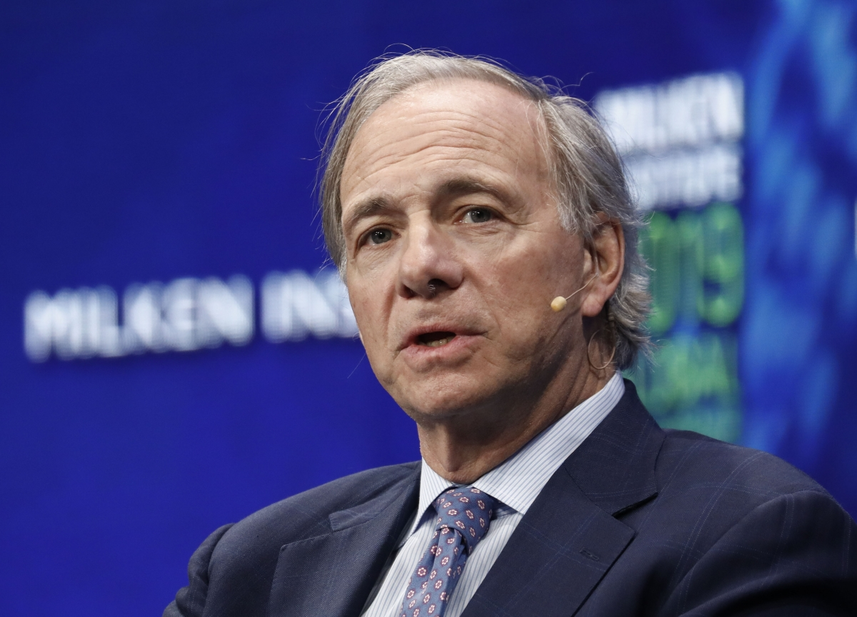 Ray Dalio Says Smart People Brought Him to Success, Money
