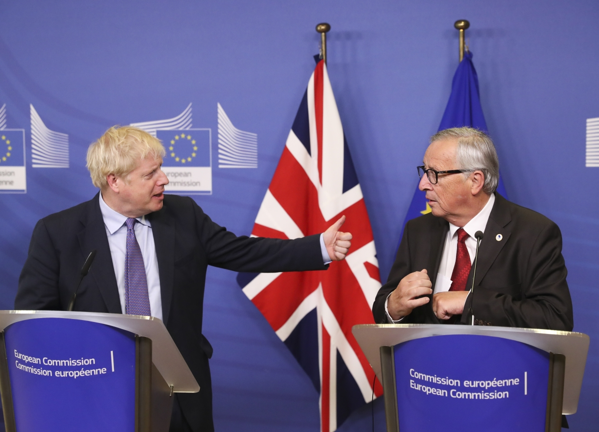 Boris Johnson's Brexit Deal Is Nothing to Celebrate