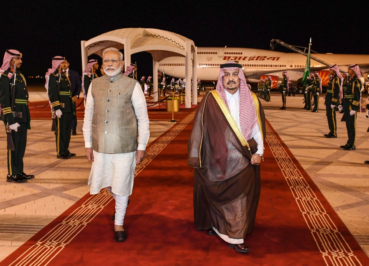 Cooperation On Security Issues Between India, Saudi Progressing Well, Says PM Modi