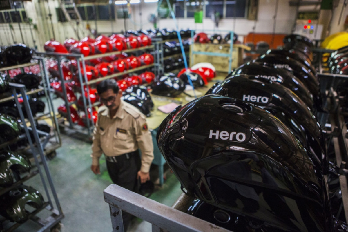 Analysts Raise Target Price For Hero MotoCorp After Q2 Results But Remain Cautious