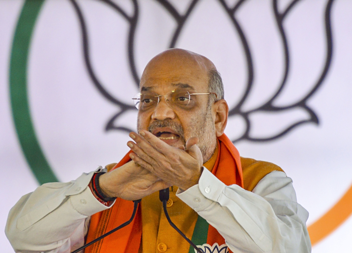 Will Not Spare Anyone Involved In Delhi Riots, Says Amit Shah