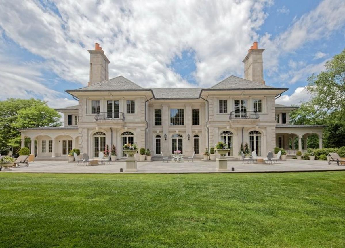 The$38 Million Mansion That Reebok Built