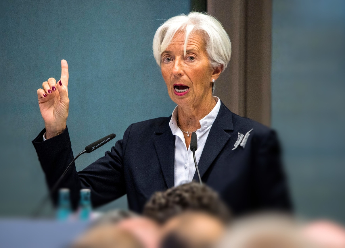 Lagarde Takes the Lead as Central Banks Come to Fore