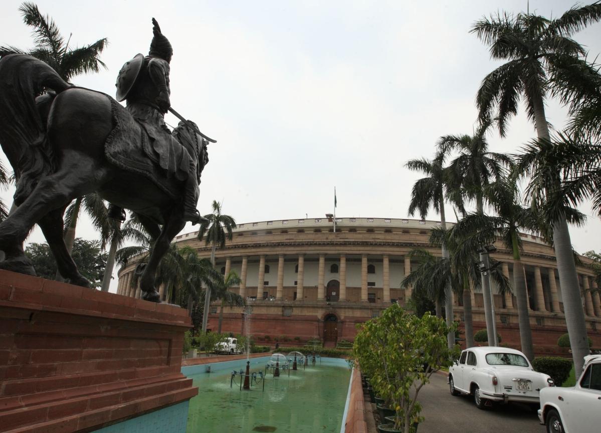 Parliament Passes Bill To Merge Daman And Diu, Dadra And Nagar Haveli