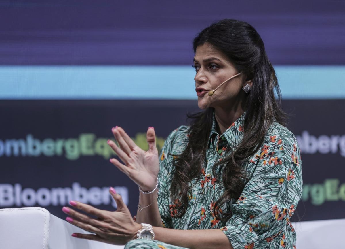 Bloomberg Equality Summit: Mental Illness Is Equated To Failure, Says Neerja Birla
