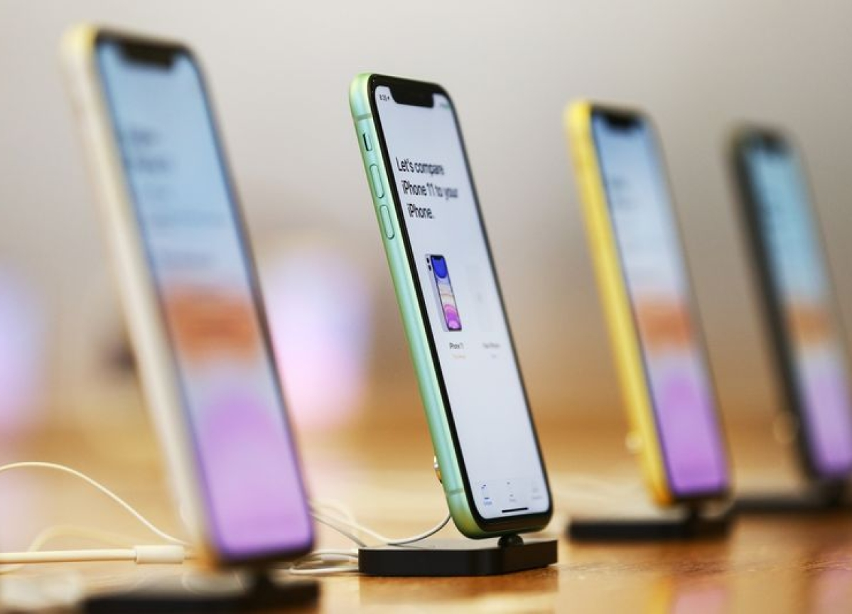 Apple Says 55% of iPhones From Past Four Years Run iOS 13
