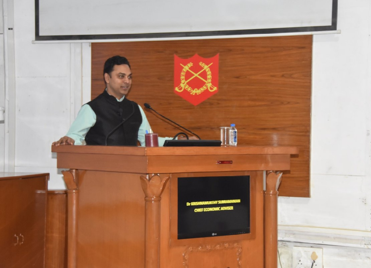 Fundamentals Of Economy 'Very Very Strong', Says Chief Economic Adviser Subramanian
