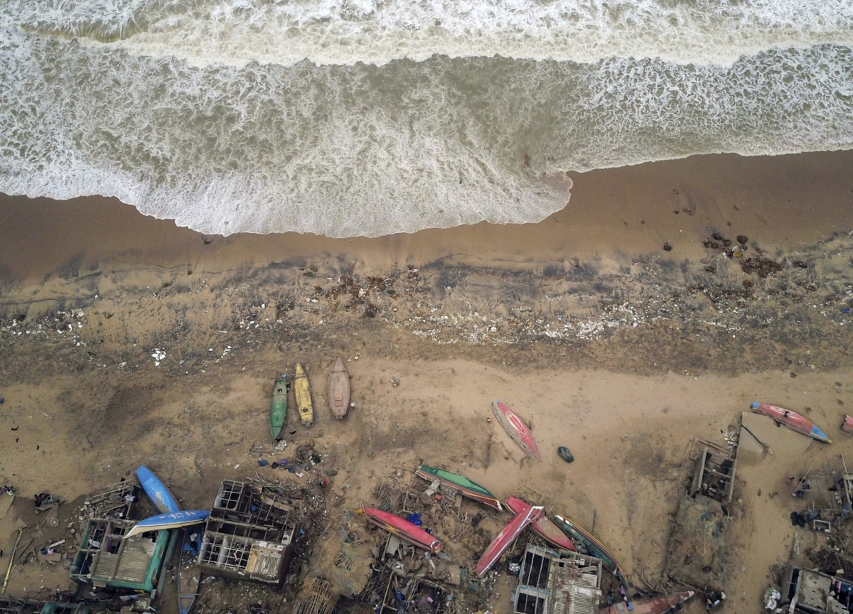 300 Million Face Annual Coastline Flooding By 2050