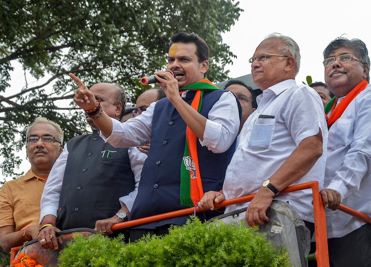 Maharashtra  BJP To Meet Wednesday To Elect Legislature Party Leader