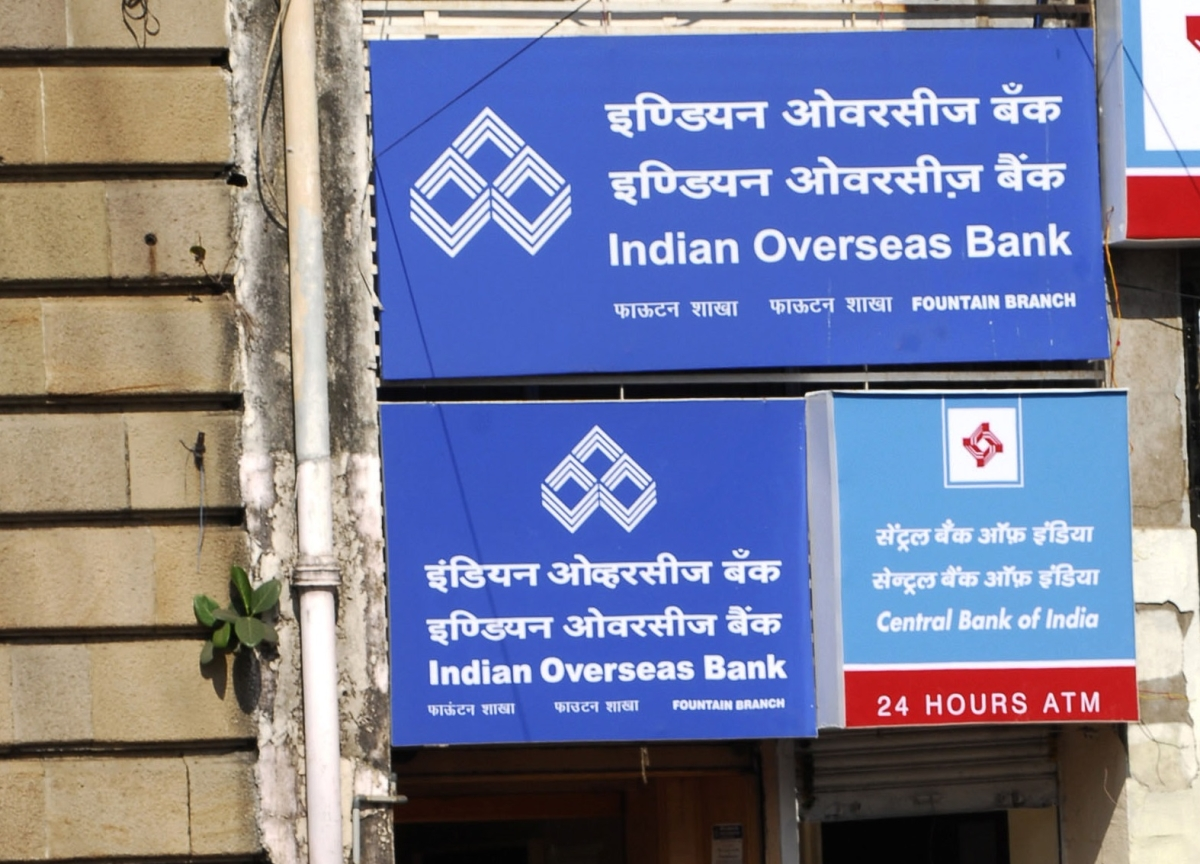indian overseas bank atm in north kolkata