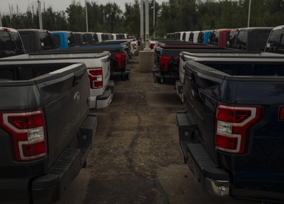 Ford's Rating Inches Toward Junk at S&P on 'Subpar' Performance